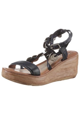 A.S.98 Sandalette »NOA«, mit edlen Schmuckelelmenten kaufen