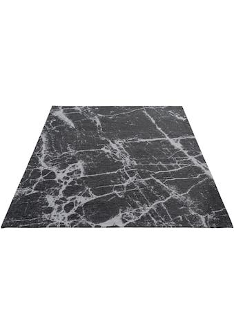 Sehrazat Teppich »Carina 6950«, rechteckig, 2 mm Höhe, Flachgewebe mit Baumwolle,... kaufen