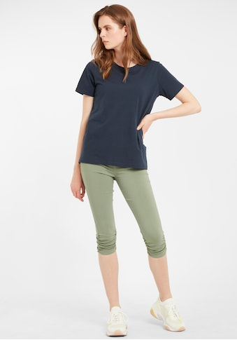 fransa T-Shirt »Zaganic 2«, T-Shirt in Basic-Optik kaufen