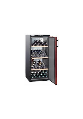 Liebherr Weinkühlschrank »WKr 3211«, für 164 Standardflaschen á 075l, mit wechselbaren... kaufen