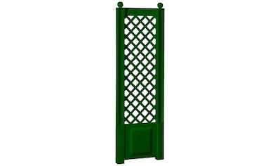 Spalier »43x140 cm, grün« kaufen