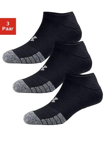 Under Armour® Sneakersocken, (3 Paar), mit anatomischer Polsterung kaufen