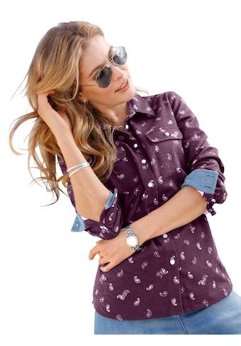 Classic Basics Hemdbluse kaufen