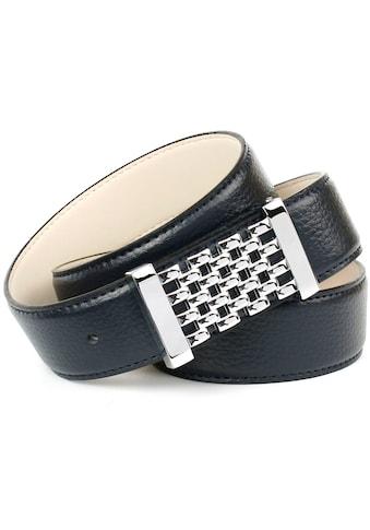 Anthoni Crown Ledergürtel kaufen
