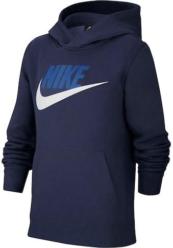 Nike Sportswear Kapuzensweatshirt »Club Fleece Big Kids Boys Pullover Hoodie« kaufen