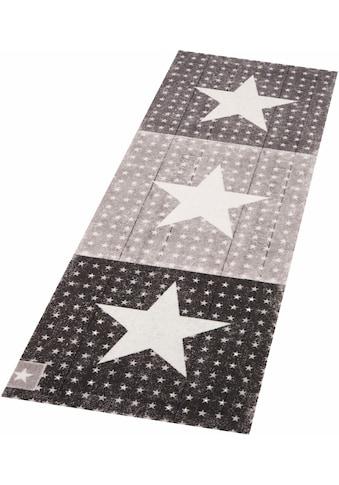 Läufer, »Star Boulevard«, Zala Living, rechteckig, Höhe 5 mm, maschinell getuftet kaufen