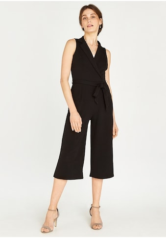 Apricot Jumpsuit »Lapel Collar Culotte Jumpsuit« kaufen