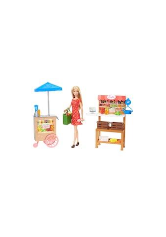Spielset, Barbie®, »Spass auf dem Bauernhof  -  Wochenmarkt« kaufen