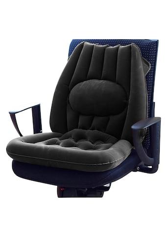 Sitzkissen mit Lendenwirbelstütze kaufen