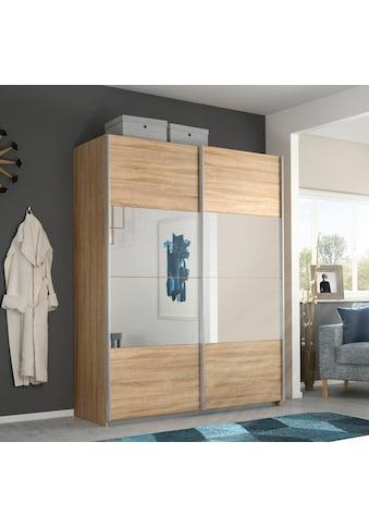rauch ORANGE Schwebetürenschrank »Quadra«, mit Spiegelelementen kaufen