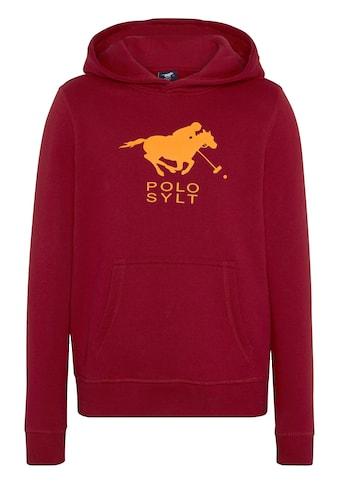 Polo Sylt Sweatshirt »Boys, Sweatshirt, Regular Fit« kaufen