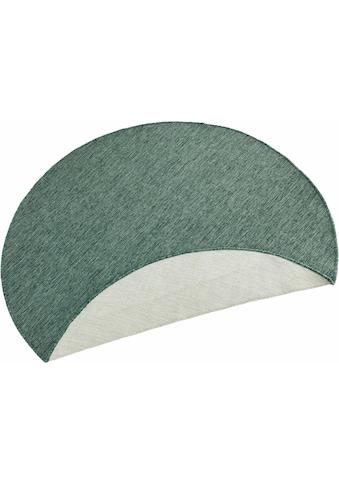 Teppich, »Miami«, bougari, rund, Höhe 5 mm, maschinell gewebt kaufen