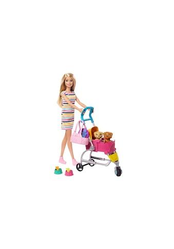 Spielset, Barbie®, »Hundebuggy mit Puppe« kaufen