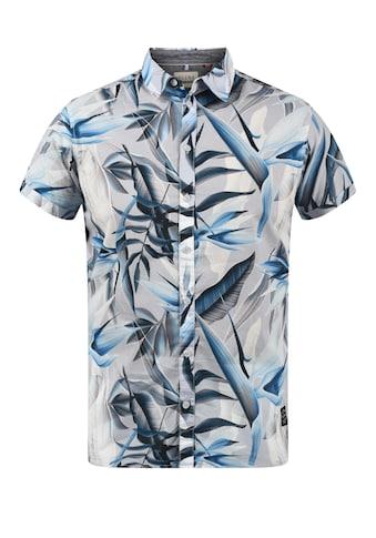 Blend Kurzarmhemd »20710893«, Kurzarm-Hemd mit Knopfleiste kaufen