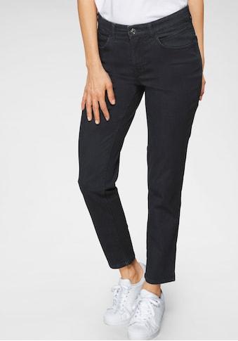 MAC 7/8-Jeans »Melanie 7/8 Summer«, Mit leichten Destroyed-Effekten kaufen