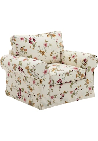 Max Winzer® Sessel »Harmony«, mit Volant in Hussenoptik kaufen