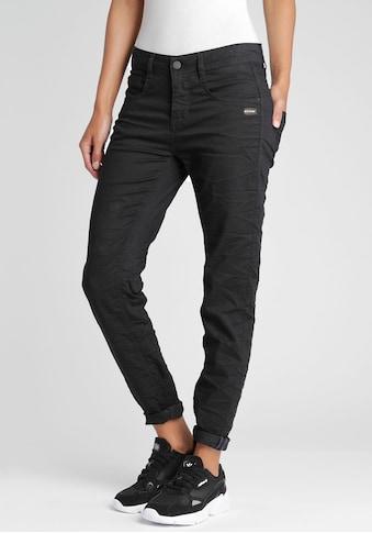 GANG 5-Pocket-Jeans »Amelie«, mit schrägen tief sitzenden Gesässtaschen kaufen