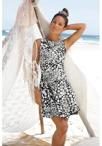 Beachtime Strandkleid, mit Punktedruck kaufen