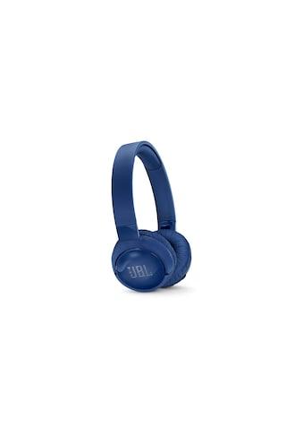 Wireless On - Ear - Kopfhörer, JBL, »T600BT Noise Cancelling Blau« kaufen