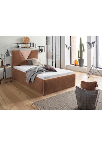 Westfalia Schlafkomfort Polsterbett »Malibu«, inkl. Bettkasten bei Ausführung mit... kaufen