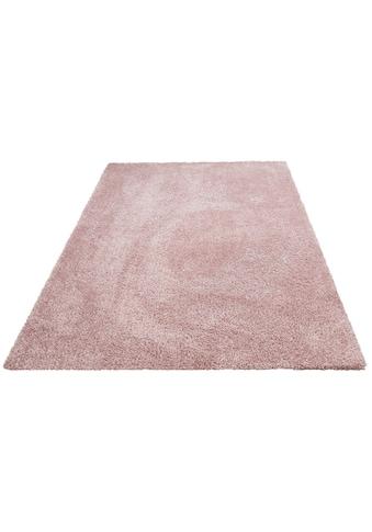 Hochflor - Teppich, »Floris«, Leonique, rechteckig, Höhe 30 mm, maschinell gewebt kaufen