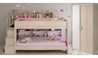 Parisot Jugendzimmer-Set »Bibop«, (Set, 2 St.) kaufen