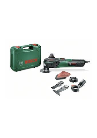Multifunktionswerkzeug - Set , Bosch, »PMF 350 CES« kaufen