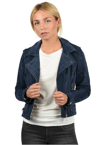 Vero Moda Lederjacke »Leda« kaufen