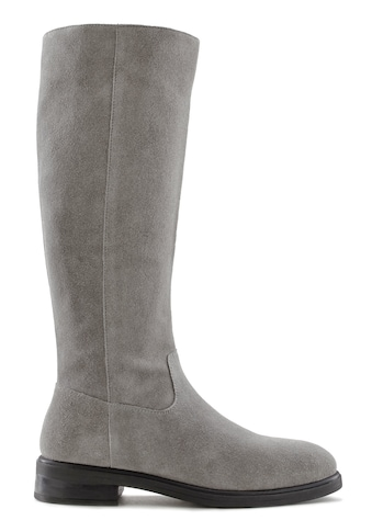 LASCANA Stiefel, aus Leder mit Langschaft im klassischen Reiterstiefel Look kaufen