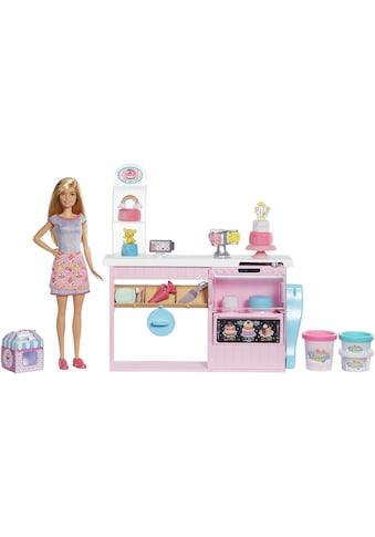 Barbie Spielwelt »Tortenbäckerei Spielset« kaufen
