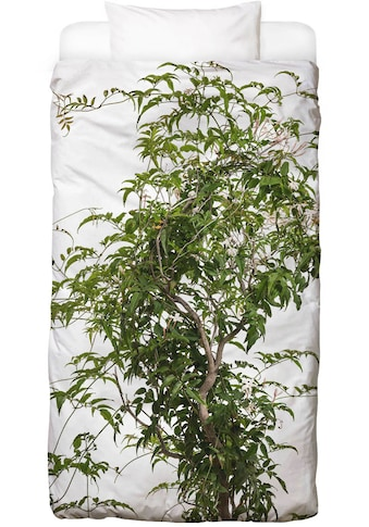Juniqe Bettwäsche »Flora - Jasmin«, In vielen weiteren Designs erhältlich kaufen