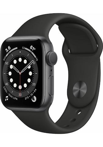 Watch Series 6 GPS, Aluminium Gehäuse, 44 mm mit Sportarmband, Apple kaufen