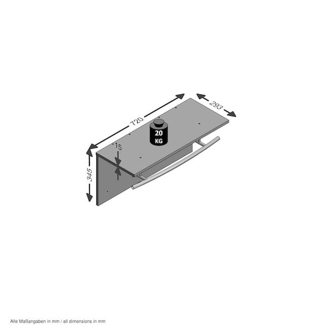 FMD Garderobenpaneel »Spot«