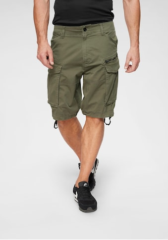 G - Star RAW Cargoshorts »Rovic zip loose 1/2 sage« kaufen