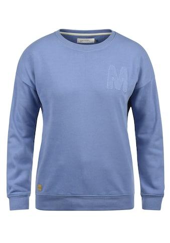 Blendshe Sweatshirt »Melli«, mit Rundhalsausschnitt kaufen