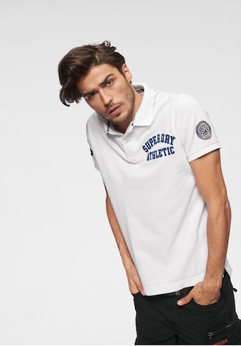 Superdry Poloshirt »CLASSIC SUPERSTATE PIQUE POLO« kaufen