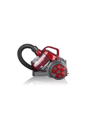 Bodenstaubsauger, cleanmaxx, »CLEANmaxx Zyklon - Staubsauger 700W Rot/Grau« kaufen