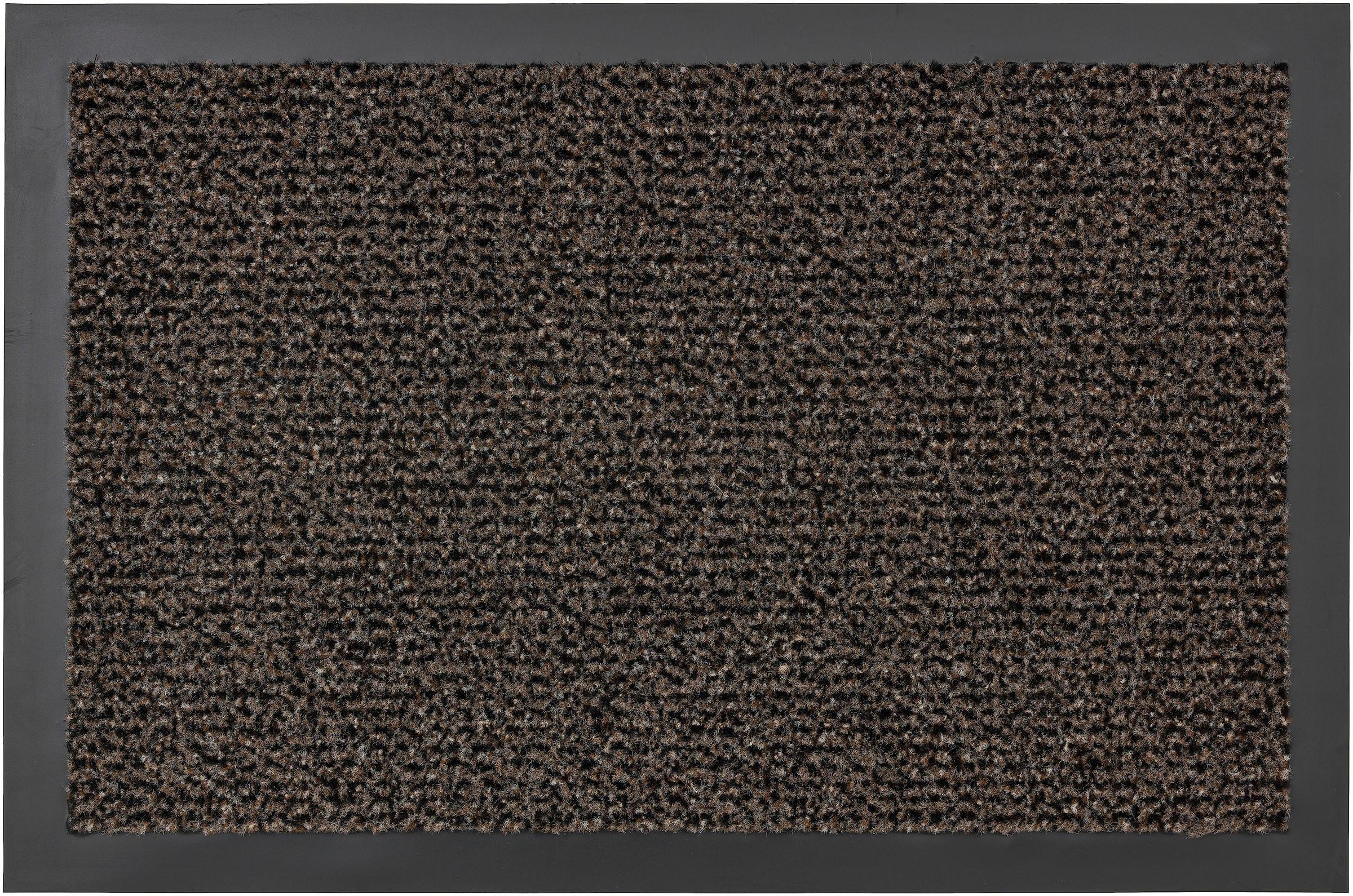 Image of ASTRA Fussmatte »Aventurin 621«, rechteckig, 8 mm Höhe, Fussabstreifer, Fussabtreter, Schmutzfangläufer, Schmutzfangmatte, Schmutzfangteppich, Schmutzmatte, Türmatte, Türvorleger, In -und Outdoor geeignet