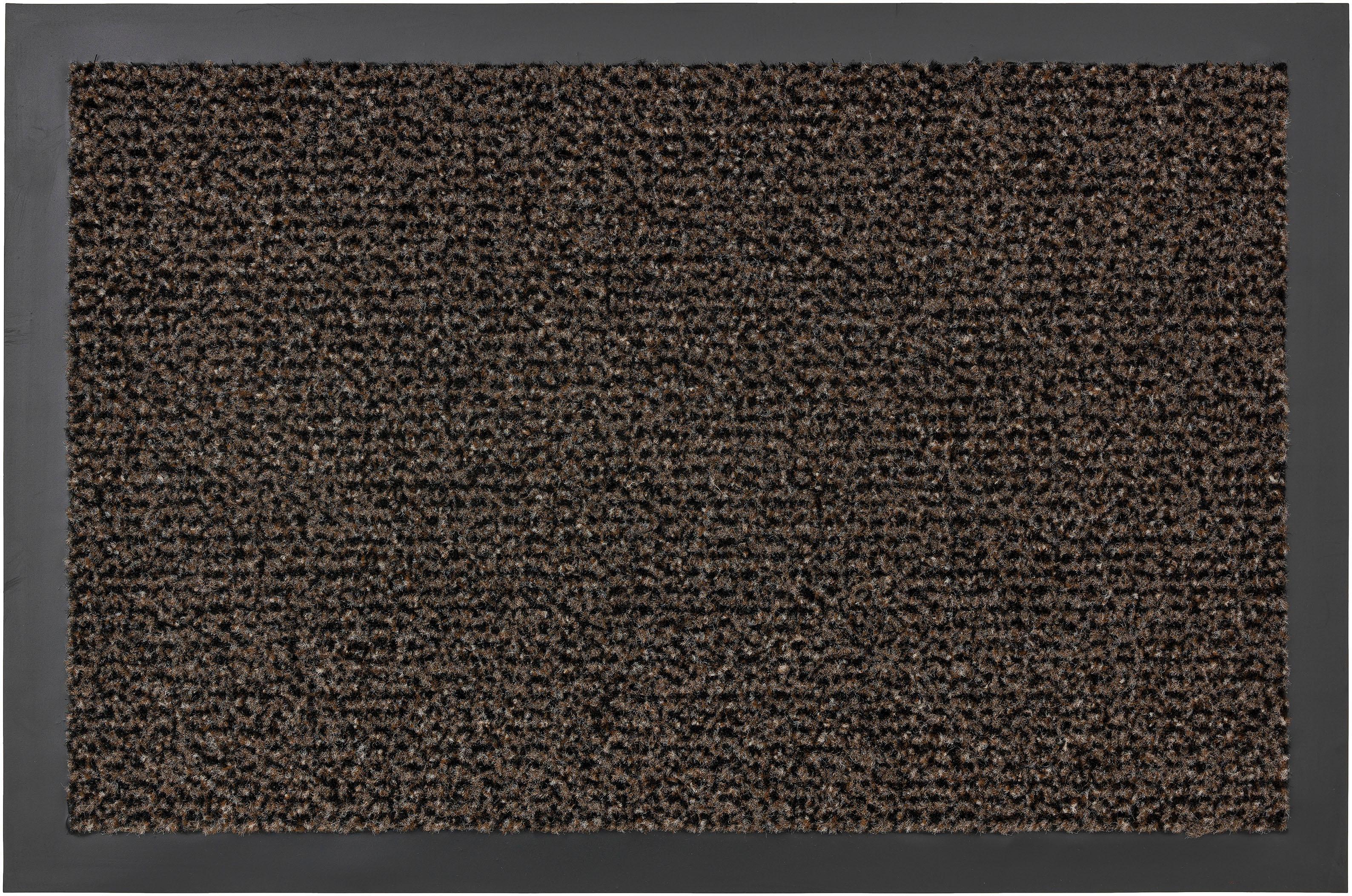 Image of ASTRA Fussmatte »Aventurin 621«, rechteckig, 8 mm Höhe, Schmutzfangmatte, In -und Outdoor geeignet