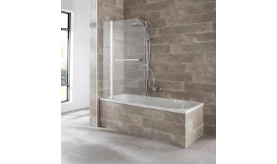 WELLTIME Badewannenaufsatz »Mataro«, 2 - tlg., 100x140cm kaufen