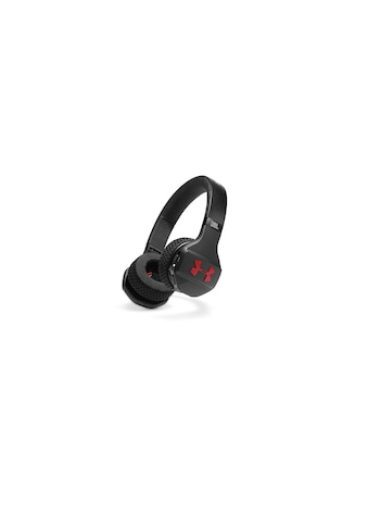 Wireless On - Ear - Kopfhörer, JBL, »Under Armour Train Schwarz Rot« kaufen