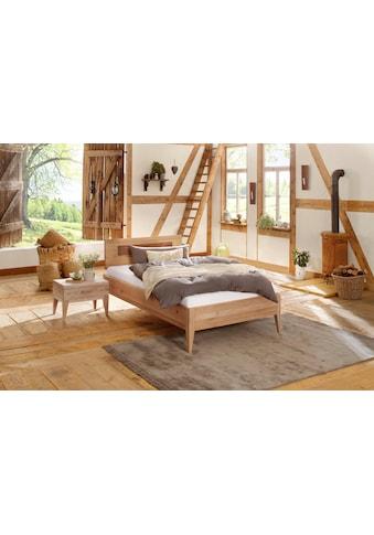 Premium collection by Home affaire Massivholzbett »Maximus«, aus Zirbe, 100% vegan kaufen