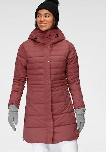 Polarino Wintermantel, mit grosser Kapuze kaufen