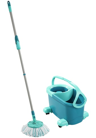 Leifheit Wischmopp Set CLEAN TWIST Disc Mop Ergo Mobile, 0 Watt kaufen