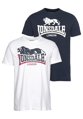 Lonsdale T - Shirt »LOSCOE« kaufen