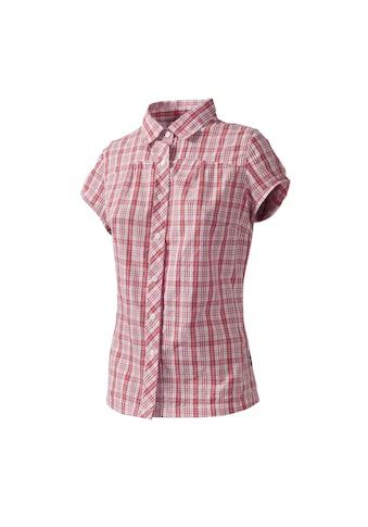 Trespass Kurzarmbluse »Damen Brae Kurzarmhemd, kariert« kaufen