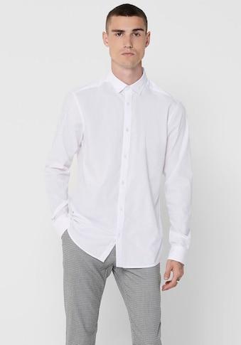 ONLY & SONS Langarmhemd »BART LIFE ORGANIC SHIRT« kaufen