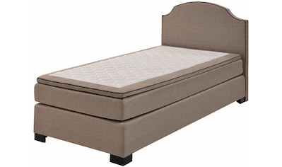 ATLANTIC home collection Boxspringbett, inkl. Topper kaufen