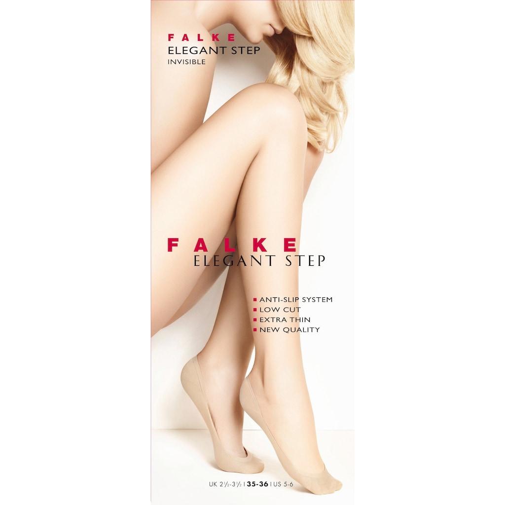 FALKE Füsslinge »Elegant Step«, (1 Paar), rutschfest durch Anti-Slip System