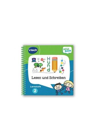 Lernbuch, VTech, »MagiBook Lernstufe 2  -  Lesen und Schreiben« kaufen